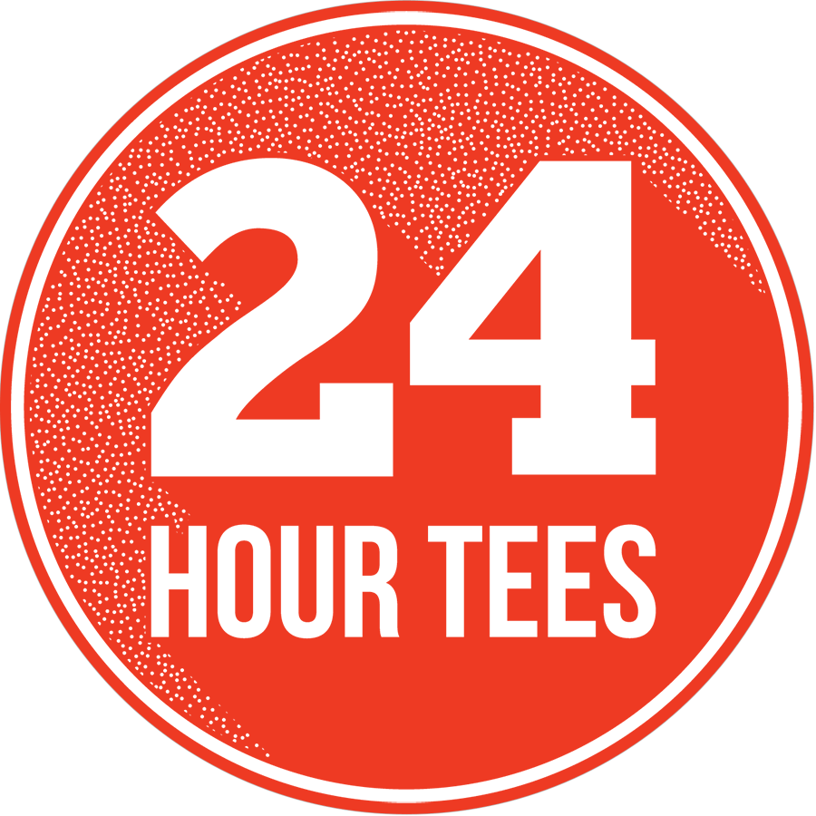 24 Hour Tees logo