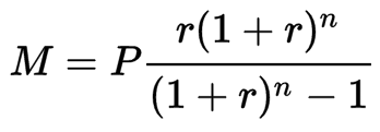 PMT function equation.